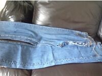 Two pair if 501 jeans
