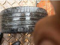 Bridgestone Dueler 275/40/20 102w BMW X5/X6 Tyre