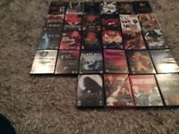 28 x DVDs 18 rating