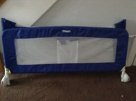 Tomy bed rail guard for toddler £10 ono