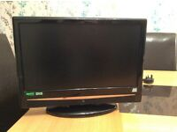 Two 15 inch Matsui TVs with DVD player