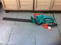 BOSCH AHS 60-245. ELECTRIC HEDGE TRIMMER.