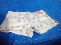 New with tags ladies shorts
