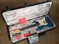 Fender Elite HSS Shawbucker Stratocaster.