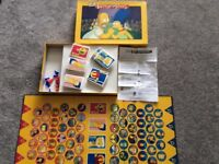 Simpson Battle of the sexes board game age 12- adult,,REDUCED