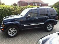 JEEP CHEROKEE 2.8 GRD FITTED NAVIGATION SOME HISTERY LONG MOT
