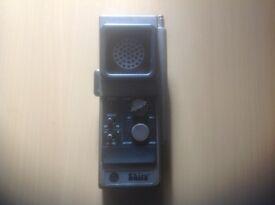 "Vintage ""SHIRA"" 2 Channel Handheld CB Radio"
