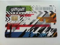 FREE giffgaff SIM - FREE £5 credit