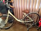 As new ladies city discovery bicycle