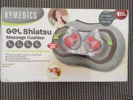 Gel Shiatsu Massage Cushion