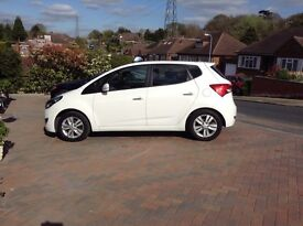 Hyundai ix20 Excellent Condition, low mileage, one owner