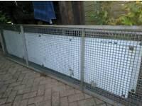 Transit Tipper Cages High Sides