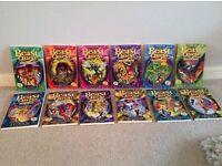 Beast Quest children's books