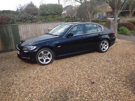 BMW 320d Exclusive edition