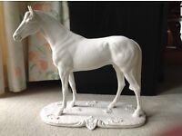 Naples China horse.