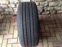 Pirelli P Zero Rosso 245 / 50 R 18 100W Tyre with Alloy wheel