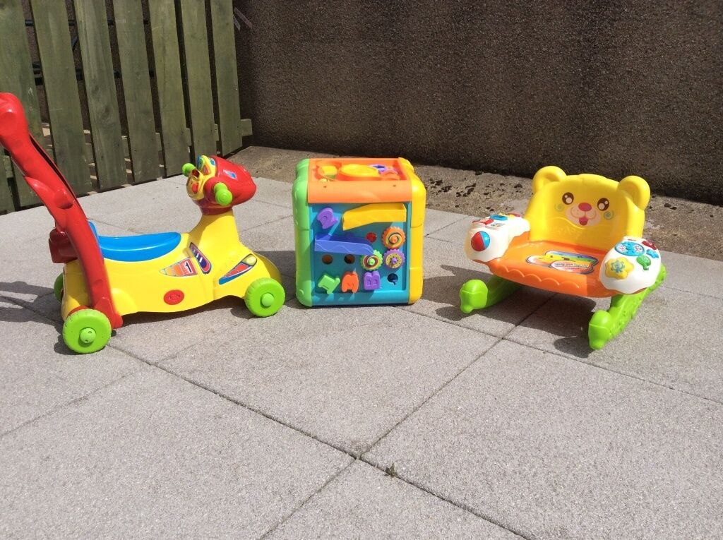 Toys For Toddlers Age 1 : Bargain bundle kids toys age upwards in inverurie