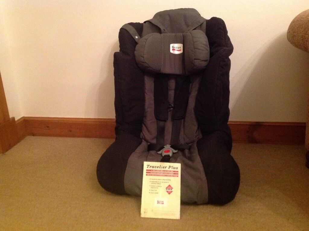 Britax Traveller Plus Children's Car Seat