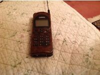 Old Nokia phone suit collector no adaptor £5 can deliver if you live local call 07812980350