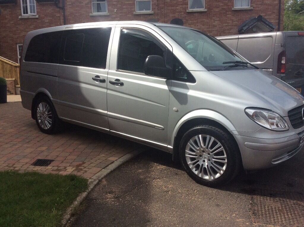 2009 mercedes vito 115 cdi taxi in county antrim gumtree. Black Bedroom Furniture Sets. Home Design Ideas