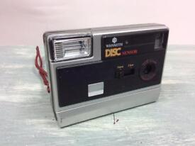 WHSmith disc camera .
