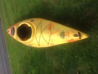 Robson kayak NOW SOLD