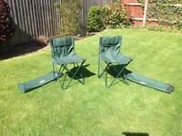 Original Masters Golf chairs from Augusta