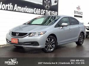 2015 Honda Civic EX $135 Bi-Weekly