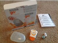 Snuza go mobile breathing monitor. -used but good working order (spare battery)