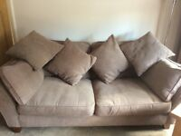 Marks & Spencer 3seater fabric sofa