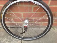 Bicycle wheel 16 inch