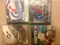 Ps3 games and ps1 gran turismo, far cry 3