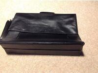 Ladies Radley Leather Briefcase. Excellent condition.
