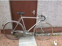 retro unisex sun gt racing bike vgc