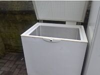 White Chest freezer.cheap free delivery