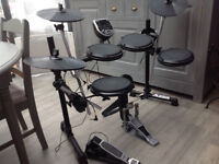 ALESIS DM6 USB Electronic/Electric/Digital Drum Kit/Set (RRP £399)