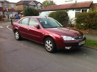 Ford Mondeo 2004 2 Litre Diesel 6 Speed 1 YEARS MOT, OPEN TO OFFERS !!!!