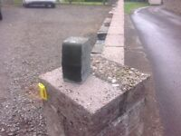 Block Kerbs Charcoal Grey
