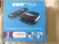 BNIB Now TV Box with 2 Months Cinema Pass
