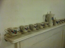 Tea Set for 12 people