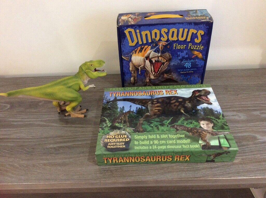 Tyrannosaurus Rex Stuff