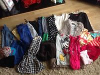 Small bundle of clothes age 10/12 mainly Next but other brands too