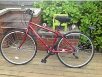 Bicycle Trax perfect condition. Bargain at £100