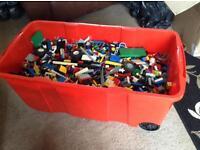 Lego joblot over 15.5 kilo