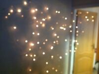 180 OUTDOOR CLEAR MULTI FUNCTION GLOW WORM NET LIGHTS
