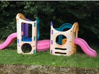 LITTLE TYKES 8 in 1 ACTIVITY CENTRE