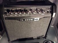 Line 6 Spider Classic 15 amp and FBV2 footswitch
