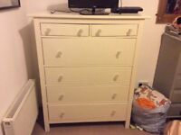 Large Ikea chest of drawers