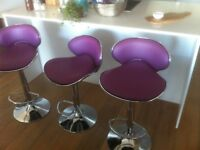 Breakfast Bar stools in Great Condition