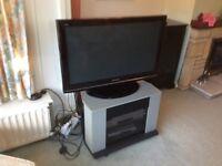 """Panasonic 37"""" LCD TV"""
